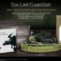 La edición de coleccionista de The Last Guardian ya está disponible para su reserva