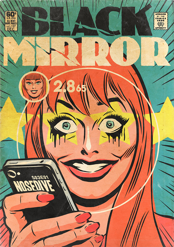 Foto de Portadas cómic 'Black Mirror' (12/14)