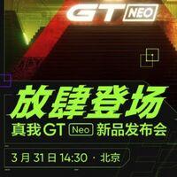 El Realme GT Neo se presentará el 31 de marzo