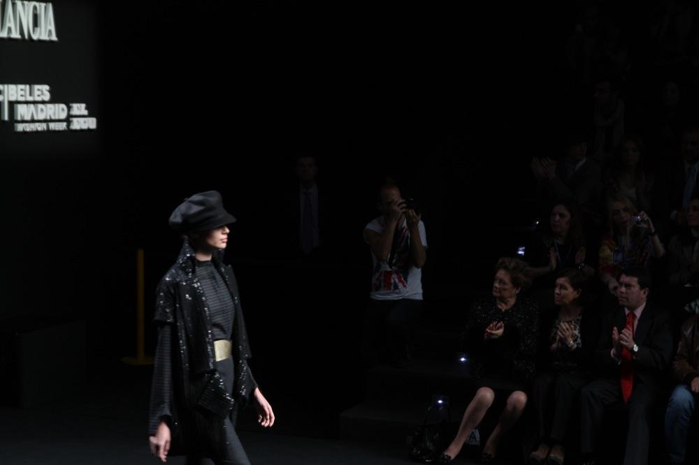 Foto de Jesús del Pozo en la Cibeles Fashion Week Otoño-Invierno 2011/2012 (39/71)
