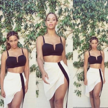 Los tops se vuelven aún más cortos si los lucen Beyoncé y Chrissy Teigen