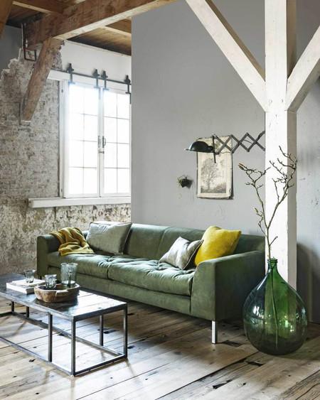 Sofa Verde 17