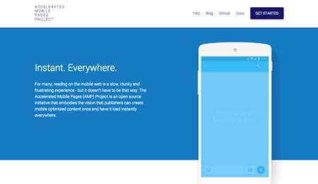 Google lanzará sus páginas aceleradas el 24 de febrero. ¿Está la web móvil, a punto de reinventarse?