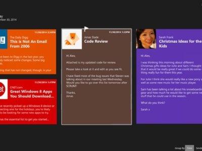 TouchMail, un gran cliente de correo para Windows 10 que pone en aprietos a la app oficial de Microsoft