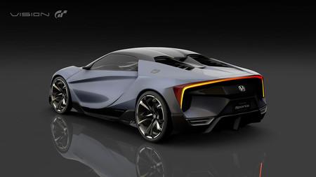 Honda Sport Vision Gran Turismo ZSX