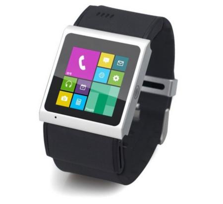Goophone Smart Watch, el reloj inteligente chino que además es teléfono