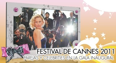 ¡Comienzan las alfombras rojas del Festival de Cannes! Parejas, celebrities y mucho glamour