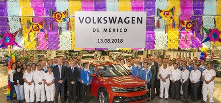 La fábrica de Volkswagen en Puebla ya ha producido 12 millones de autos
