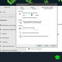 Cómo resaltar el puntero del ratón y los clicks en Windows 10