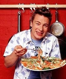 Jamie Oliver, un chef muy humano