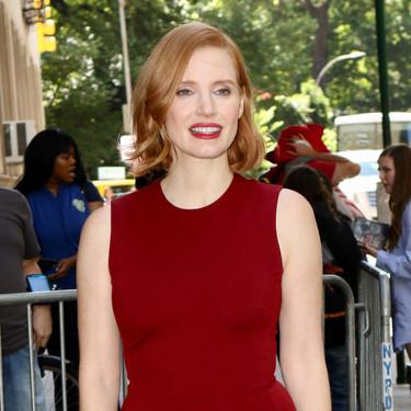 Jessica Chastain se deja ver por las calles de Nueva York, estos son sus tres vestidos que te inspirarán este verano