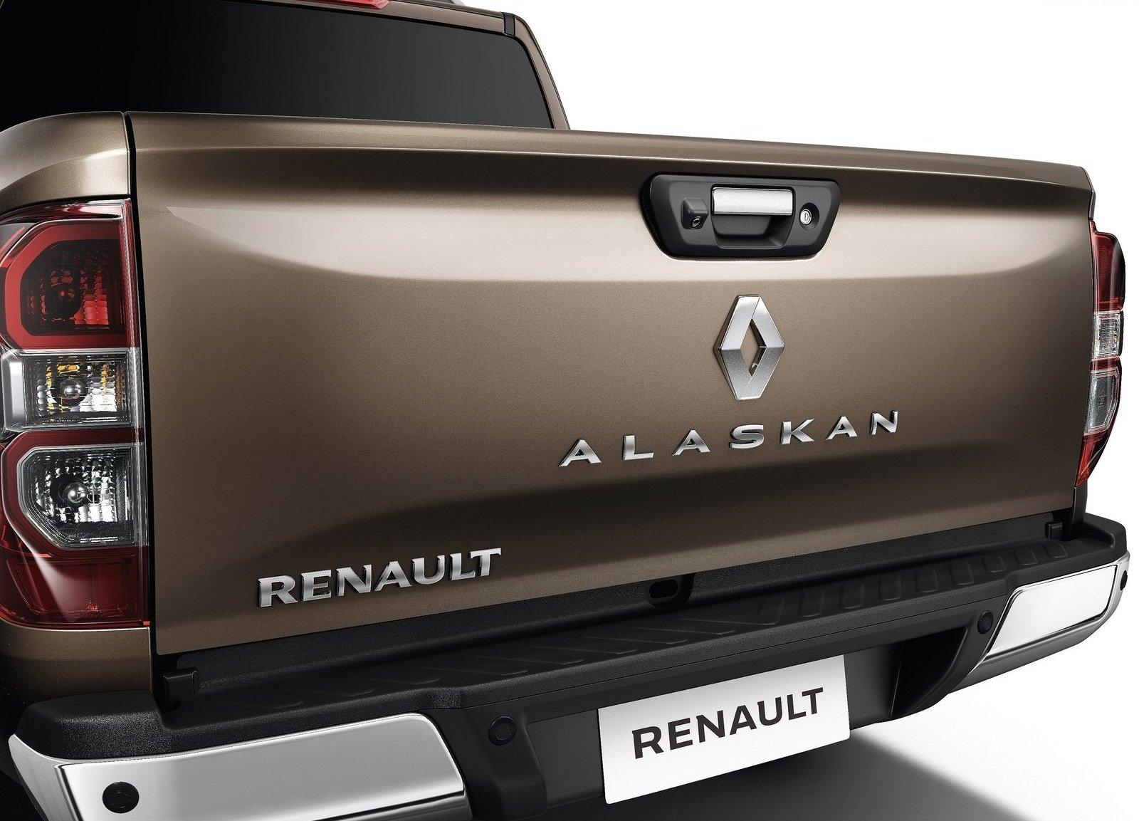 Foto de Renault Alaskan (19/19)