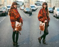 Moda en la calle: estampado azteca o navajo, llámalo como quieras