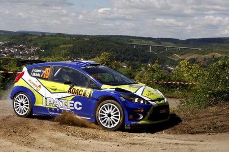 Dennis Kuipers pilotará otro de los Ford Fiesta WRC