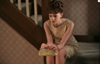 "Looks de cine: Carey Mulligan en ""An education"""