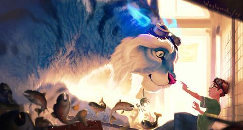 Abriéndose camino en el mundo de la animación desde Tenerife: así es el estudio 3 Doubles Producciones