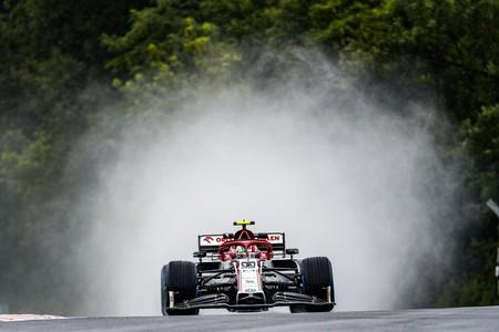 Giovinazzi Hungria F1 2020