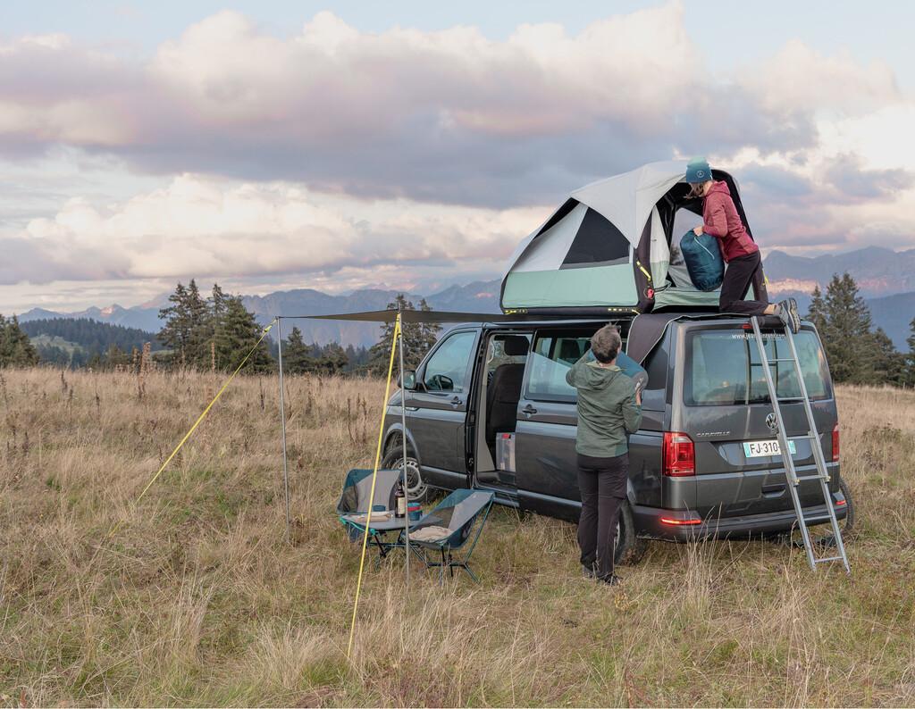 Decathlon ha presentado sus novedades para practicar trekking y disfrutar de la montaña este verano