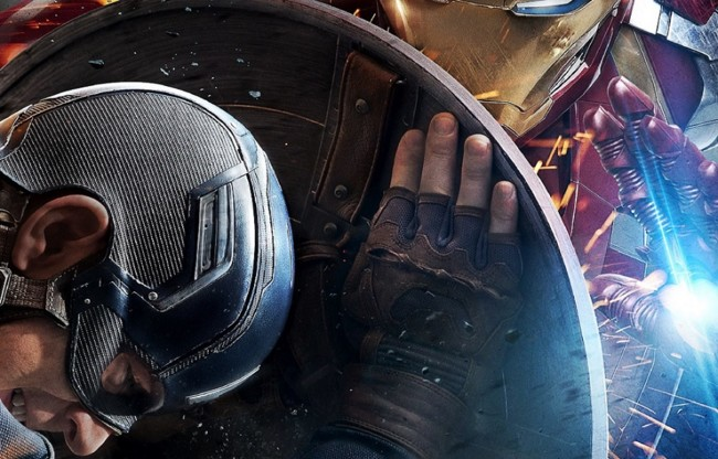 Poster Capitan America Civil War