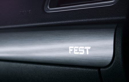 Volkswagen Golf Fest Interior