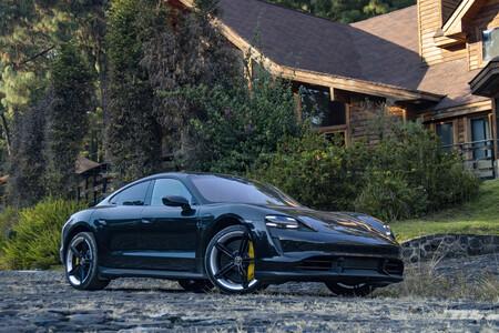 Porsche Taycan: prueba de manejo en México