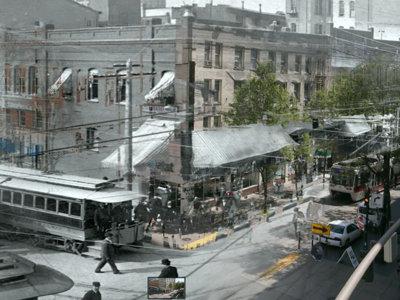 Pasado y presente de Portland en un fabuloso vídeo mezcla de timelapse y slow motion