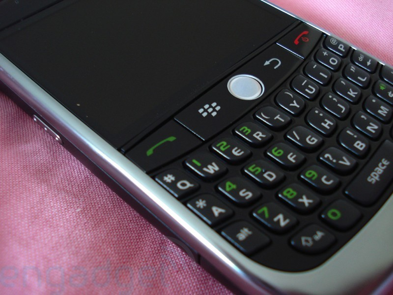 Foto de BlackBerry Javelin (3/13)