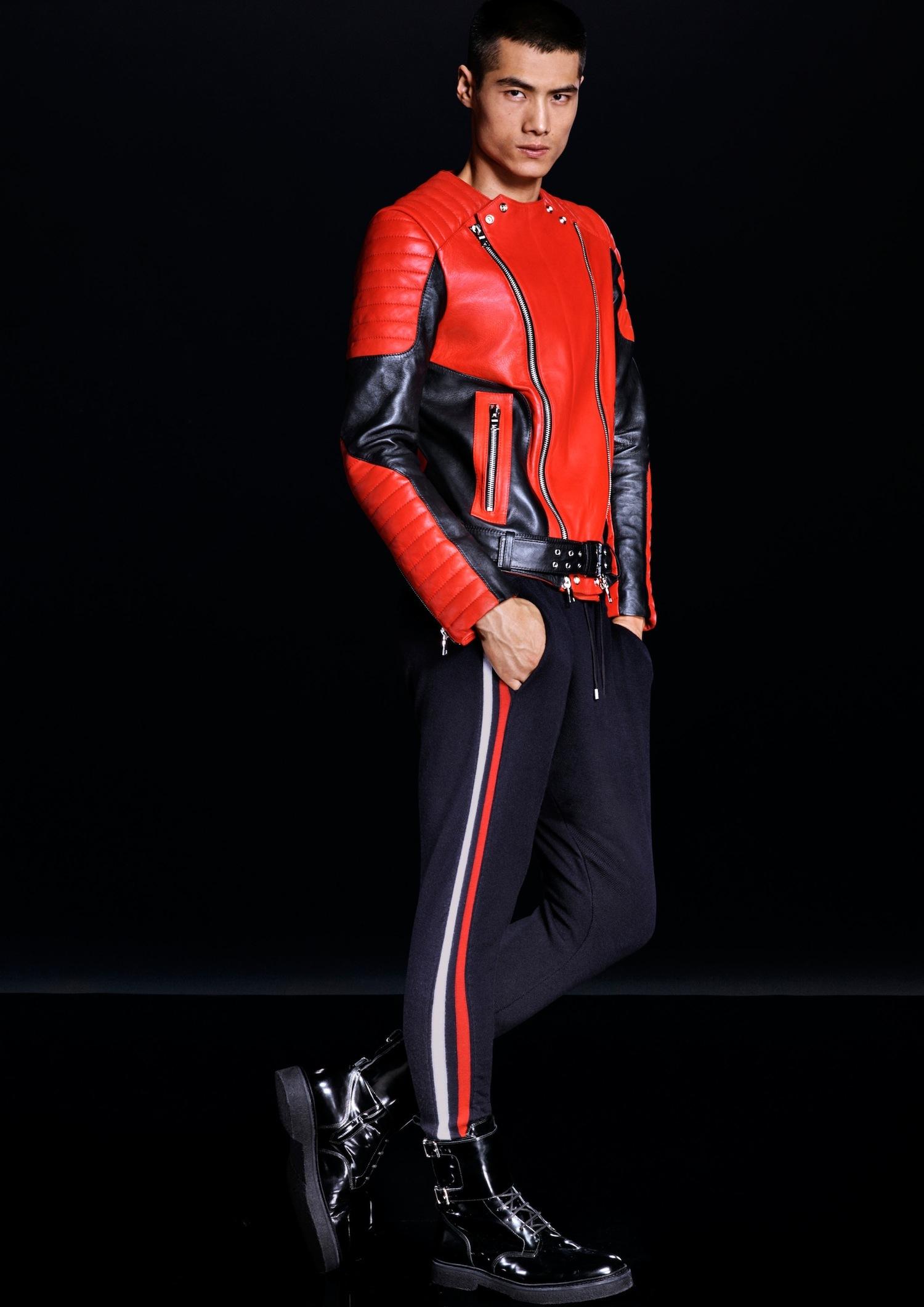 Foto de Lookbook de H&M x Balmain (36/38)