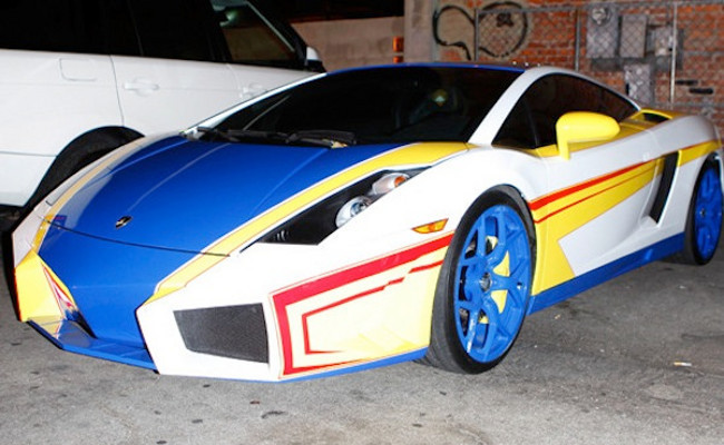 Chris Brown - Lamborghini