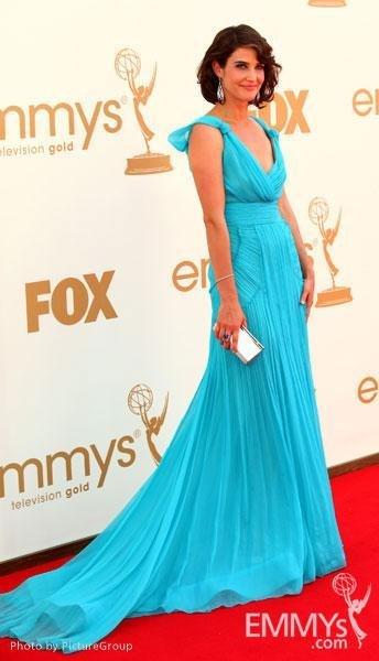 Cobie Smulders Emmy 2011