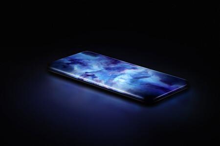 El Xiaomi Mix 4 tendrá una pantalla curva flexible sin perforaciones, según una filtración