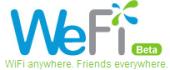 WeFi, red social de usuarios a través de sus coneciones WIFIs