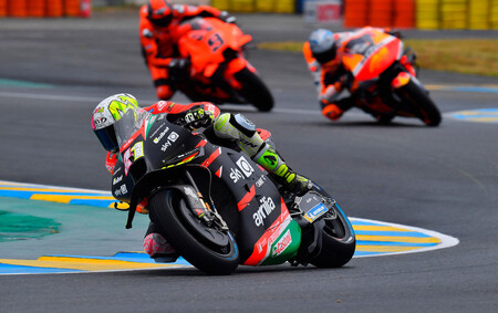 Espargaro Le Mans Motogp 2021