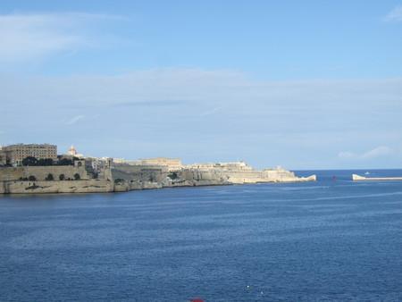Vistas ran Puerto Malta