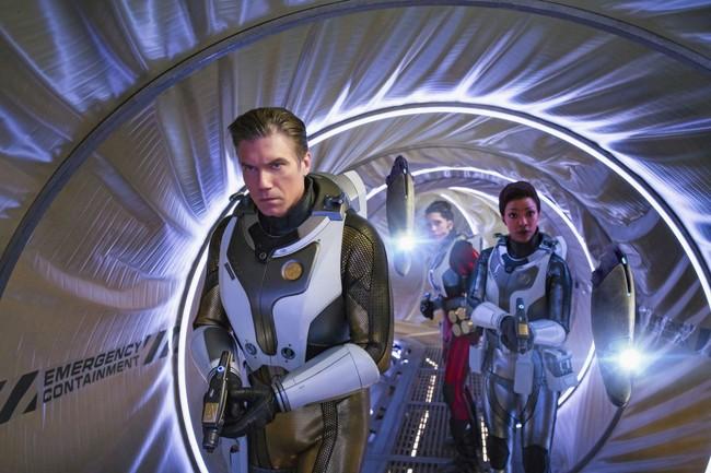 'Star Trek: Discovery' lanza un alucinante tráiler de su temporada 2: la flota estelar recorre la galaxia a ritmo de Lenny Kravitz