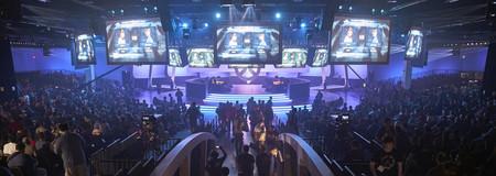 Blizzard creará una Arena en Los Ángeles de 4.600 metros cuadrados