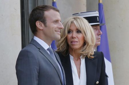 Brigitte Macron o cómo ser fiel a un estilo clásico pero estiloso