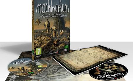 'Machinarium' también tendrá edición de coleccionista