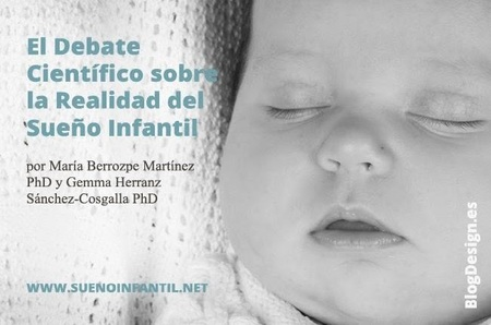 """""""El debate sobre el sueño infantil está también entre los profesionales"""". Entrevista a la bióloga María Berrozpe"""