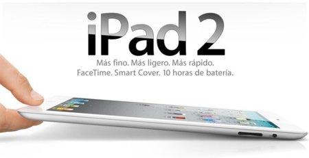 iPad 2 a fondo, la segunda generación de tablet de Apple ya está aquí