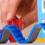 Cinta adhesiva compatible con LEGO para llevar a otro nivel los juegos de construcción