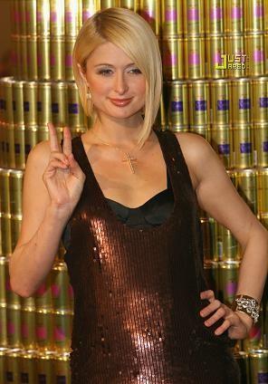 Paris Hilton presenta su Champagne en Berlín