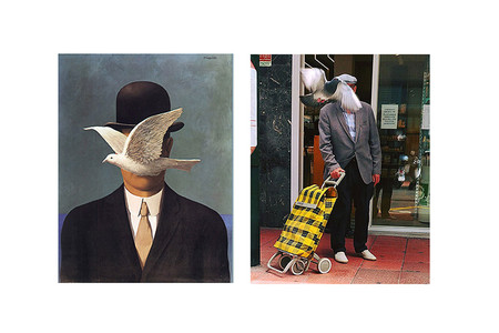 analogías surrealistas