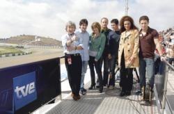 TVE y la publicidad durante las carreras
