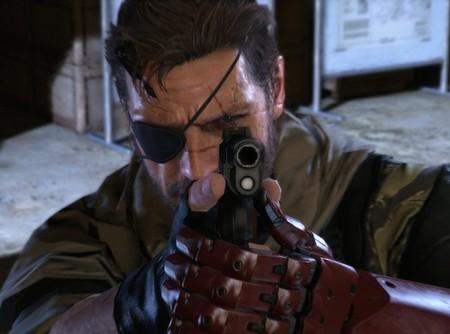 Calentemos el E3 con tres nuevas imágenes de Metal Gear Solid V: The Phantom Pain