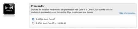 Los MacBook Pro también reciben una pequeña actualización de procesador