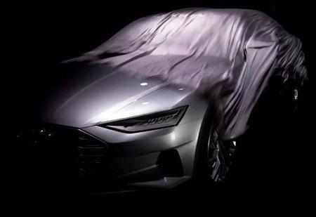 """Audi A9 Concept, un poco más de """"carne"""" antes de Los Ángeles"""