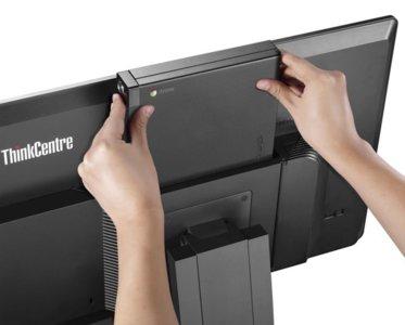 Lenovo imagina su Chromebox como un módulo: ThinkCentre Tiny in One