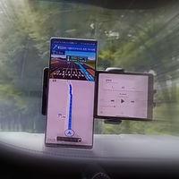El 'LG Wing', el supuesto móvil con pantalla giratoria, se filtra en vídeo