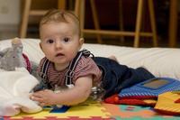 Bebés con exceso de higiene, bebés menos protegidos